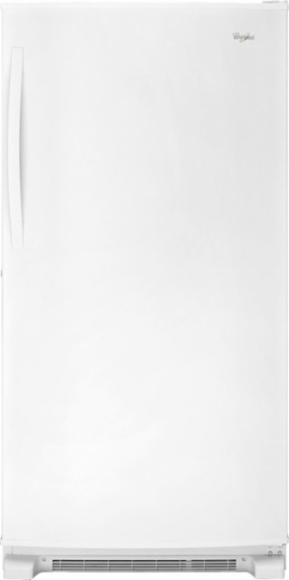 28909 - Whirlpool 19.7 cu. ft. Frost Free Upright Freezer White USA