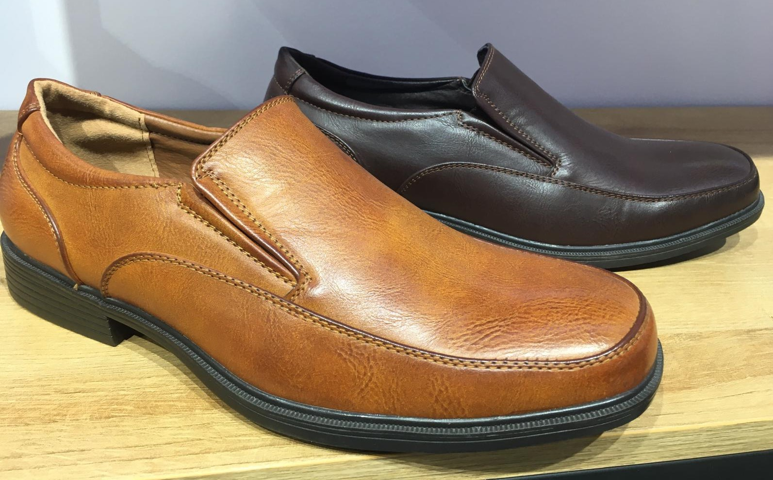 38607 - MEN'S SHOES STOCK Europe